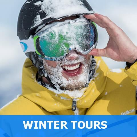 Check our winter tours